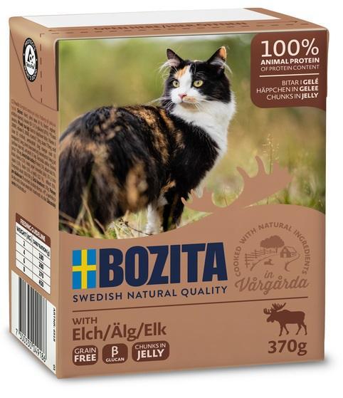 Bozita konserv tarretises põdralihaga kassidele