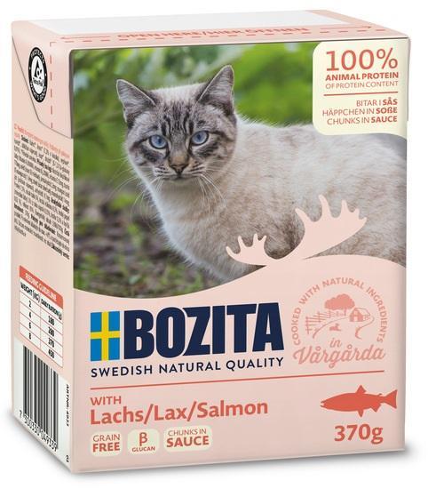 Bozita konserv kastmes lõhega kassidele