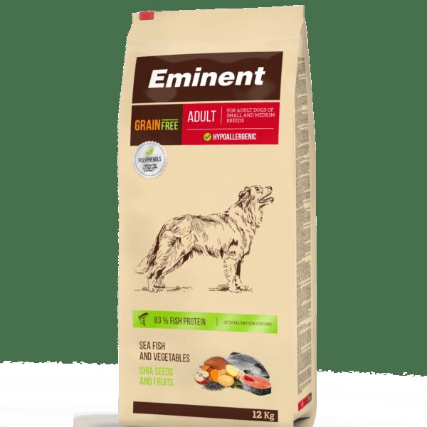 Eminent PLATINUM teraviljavaba täistoit väikest ja keskmist tõugu koertele