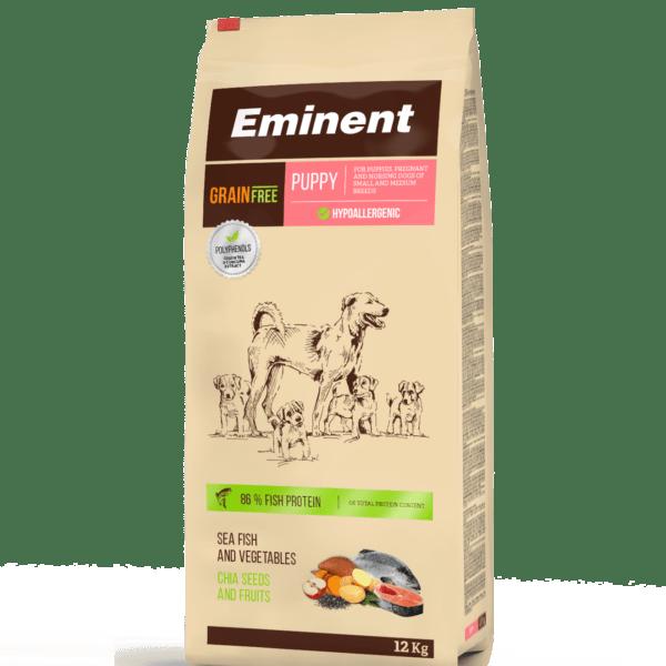 Eminent PLATINUM teraviljavaba täistoit väikest ja keskmist tõugu kutsikatele 12kg