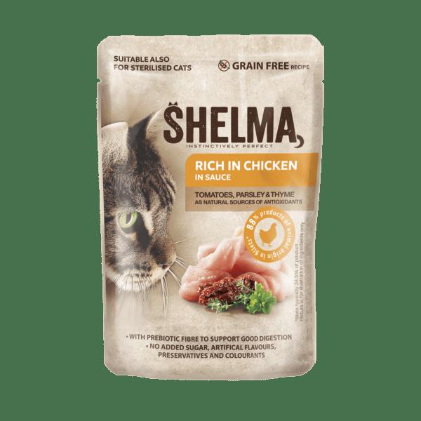 Šhelma kassi einekotike kanafileed tomati ja ürtidega kastmes 28x85g