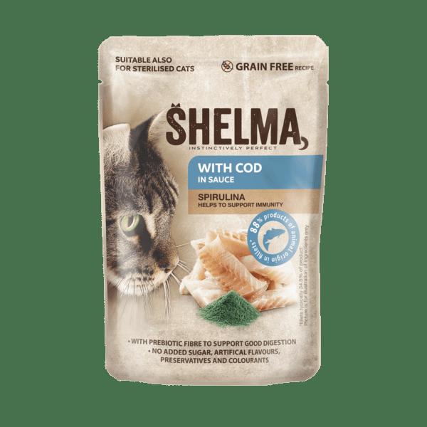Šhelma kassi einekotike tursafileed spirulinaga kastmes 28x85g