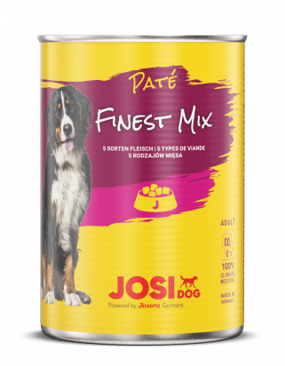 Josidog pasteet Finest mix