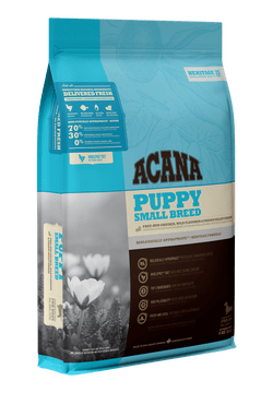 NS ACANA Heritage Puppy Small Breed Dog Front Right 6kg