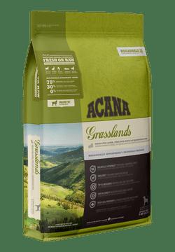 Acana Grasslands täissööt lambalihaga igat tõugu ja igas vanuses koertele