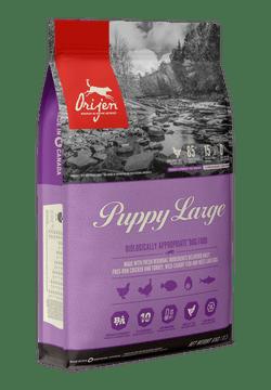 Orijen Puppy Large Breed täissööt suurt ja väga suurt tõugu kutsikatele
