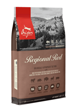Orijen Regional Red täissööt punase lihaga
