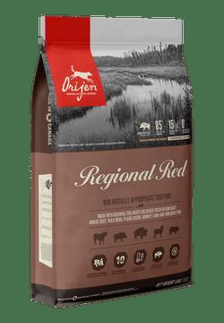 Orijen Regional Red täissööt punase lihaga täiskasvanud koertele