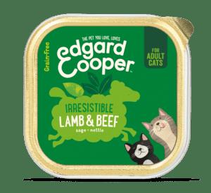 Edgard Cooper konserv kassidele lamba- ja veiselihaga 85g