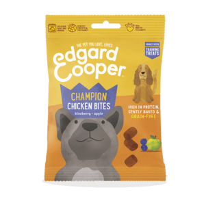 Edgard Cooper koera maius bites kanalihaga