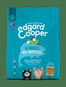 Edgard Cooper kassi täissööt valge kalaga