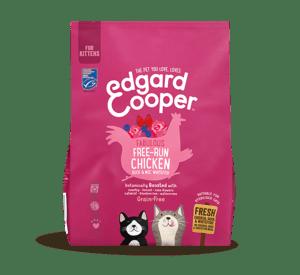 Edgard Cooper kassipoja täissööt valge kala, pardi- ja kanalihaga