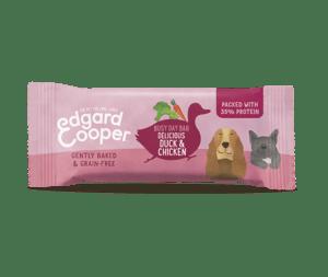 Edgard Cooper koera maius batoon pardi- ja kanalihaga 25g